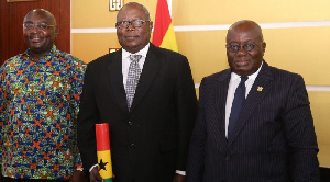 Martin Amidu   Akufo Addo   Bawumia