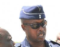 Ashanti Regional Police Commander, DCOP Nathan Kofi Boakye