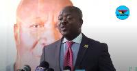 Campaign Coordinator of Joshua Alabi, Victor Adawudu