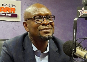 Charles Kwabla Akonnor, Head Coach, Black Stars