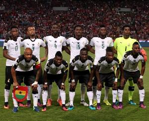 Black Stars AFCON Squad