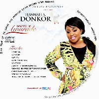 Hannah A. Donkor's album cover