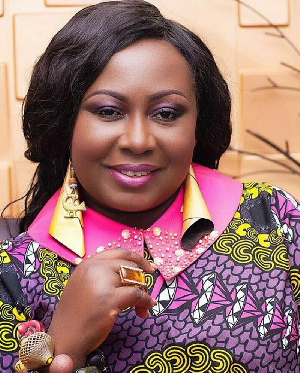 Gifty Anti, Ghanaian journalist and broadcaster