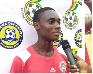 Hearts want to sign Osei