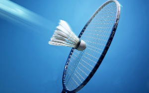 U-35 national badminton doubles tournament was held in Accra