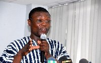 Kofi Adams is very worried about criminal activities in the country