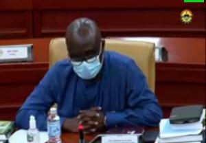 Nominee for Minister of Chieftaincy, Ebenezer Kojo Kum