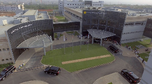 The University of Ghana Medical Centre