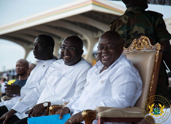 LIVESTREAMING: President Akufo-Addo addresses workers, labour unions to mark May Day
