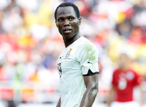Agyemang Badu has retired from international duties