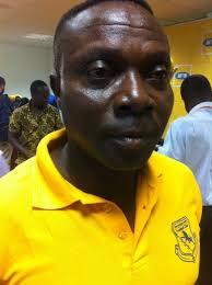 New Edubiase United coach Anthony Commey