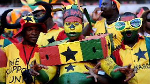 Government lifted fans to the 2019 AFCON