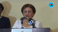 Turkey's Ambassador to Ghana, Nesrin Bayazit