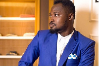 Ghanaian Comedian and actor, Funny Face