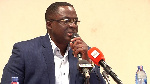 Ben Nunoo Mensah, GOC President