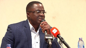 Ben Nunoo Mensah, President of the Ghana Olympic Committee