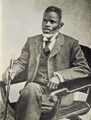 Jacob Wilson Sey was the first recorded millionaire in the Gold Coast