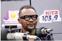 Head of Ghana Association of Songwriters, Mr. Logic