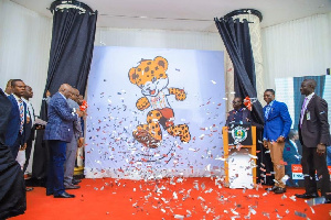 Unveiling of Mascot for Edo 2020-National Sports Festival