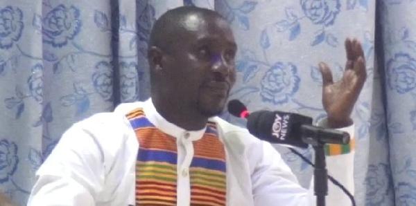 Abraham Boadi went unopposed