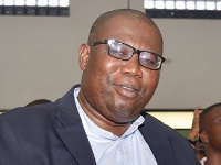 Egbert Faibille, acting CEO of National Petroleum Commission