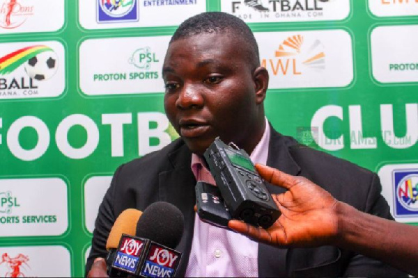 Our ultimate target is to win every single match next season – Dreams FC General Manager