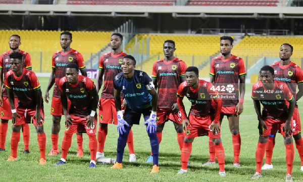 CAF Inter-club competition: Asante Kotoko, AshGold eye qualification in second leg