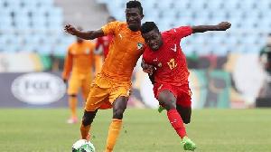 Ivory Coast Togo Wafu