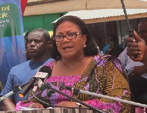 First Lady, Mrs. Rebecca Akufo-Addo