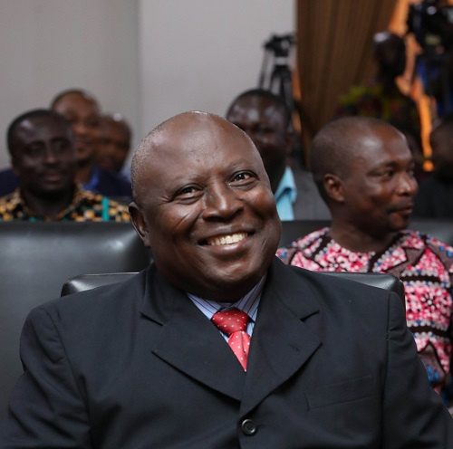 Martin Amidu, Former Attorney General has been appointed as special prosecutor
