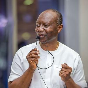 Ken Ofori Atta Finance Minister 674454