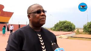 Member of Parliament for Komenda Edina Eguafo Abirem Constituency Samuel Atta Mills