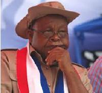 Prof. Mike Ocquaye,former Deputy Speaker of Parliament