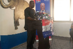 Nana Akomea, member of NPP communications team