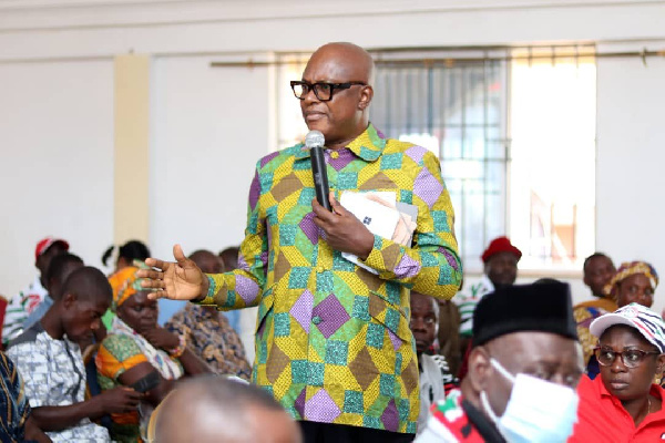 Ashanti Region NDC holds retreat for constituency executives