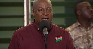 John Mahama Dramani NDC Wine Shirt 1
