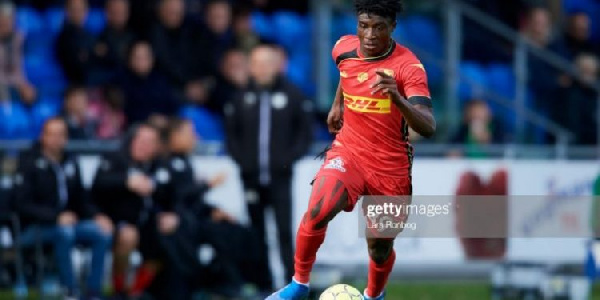 Lazio eyes summer move for Ghanaian youngster Mohammed Kudus