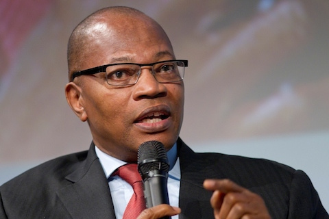 Dr Ibn Chambas, Special Representative, UN Secretary General and head of United Nations Office