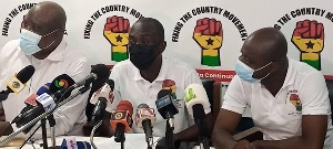 Pro-NPP group sings Akufo- Addo praises to discredit #FixTheCountry campaign