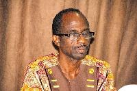 General Secretary of  the NDC,Asiedu Nketia