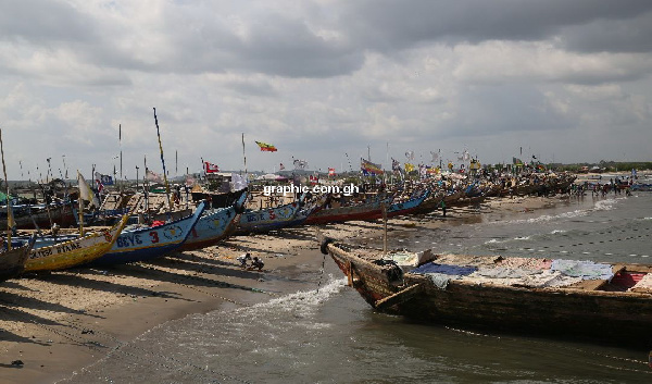 Govt has urged fisherfolk to desist from engaging in illegal unreported and unregulated activities