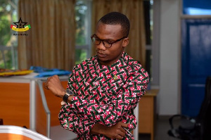 Kabu Nartey, author