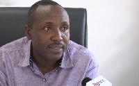 John Boadu, Acting General Secretary for NPP