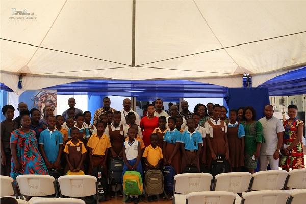 The Automation Ghana Group supports 25 students with scholarships