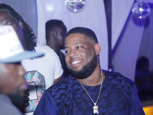 Rapper D-Black