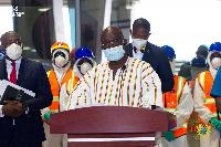 Mr. Joseph Kofi Adda, is the Minister of Aviation
