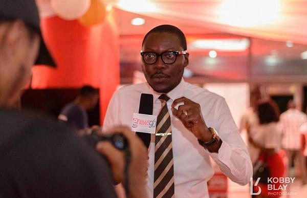 Media friends mocked me when my Zylofon Media-EOCO case happened – Arnold Asamoah Baidoo