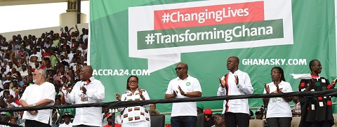 NDC has maintained its popularity, NPP dwindled by 15% – Afrobarometer