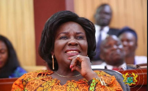 Minister for Sanitation and Water Resources, Cecilla Dapaah