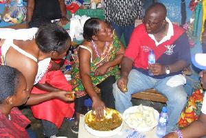 Nana Addo Eats Tours